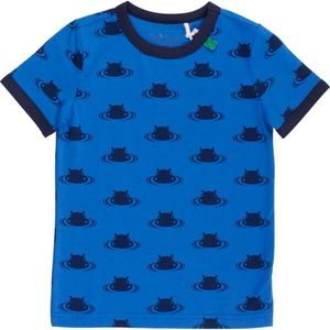 """Green Cotton""  T-Shirt  Hippo - Green Cotton"