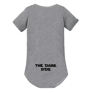 Storm Pooper - The Dark Side - kurzarm Baby Body Strampler  - little BIG Family