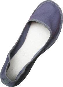 Ballerinas grau - Ursanina