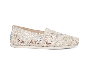 Natural Crocket - Toms
