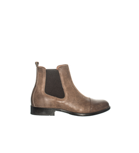 Stiefelette - Diana Chelsea Boot - Tobacco - Ten Points