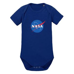 NASA - kurzarm Baby Body Bio-Baumwolle  - little BIG Family