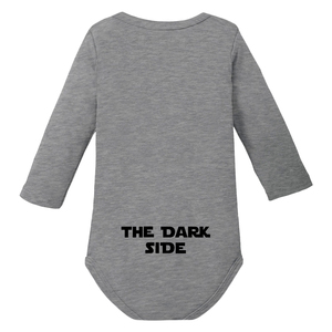 Storm Pooper - The Dark Side - langarm Baby Body Strampler - little BIG Family