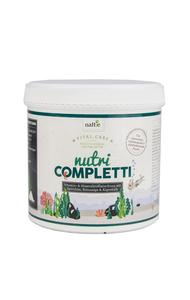 Vitamin & Mineralmischung NUTRI COMPLETTI für Hunde - naftie