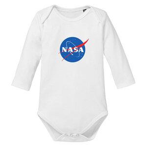 NASA - langarm Baby Body Bio-Baumwolle - little BIG Family