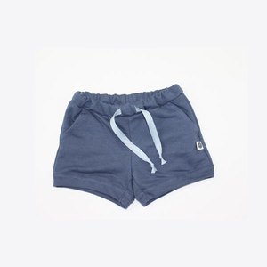 Shorts blau - Pünktchen Komma Strich