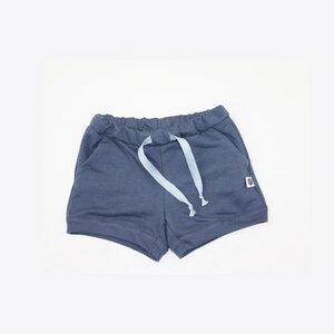 Shorts blau - Pünktchen Komma Strich