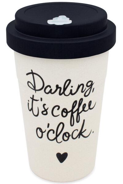 Heyholi Coffee To Go Bambus Becher Mehrweg Kaffeebecher Darling