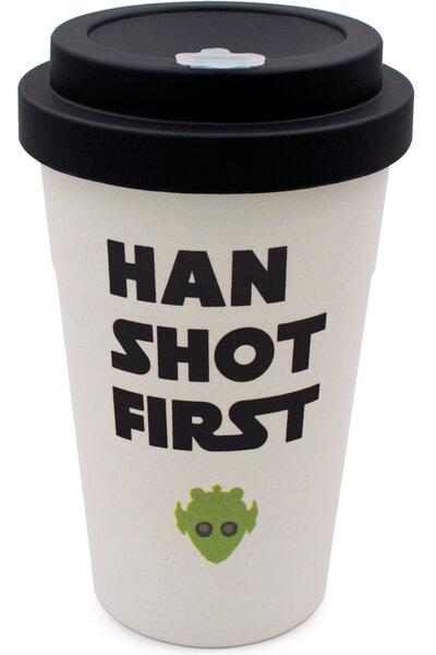 Heyholi Coffee To Go Bambus Becher Mehrweg Kaffeebecher Han