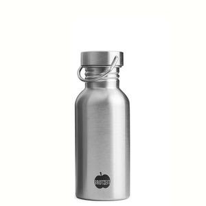 0,5l Trinkflasche Steel - Brotzeit