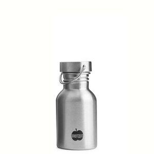 0,35l Trinkflasche Steel - Brotzeit