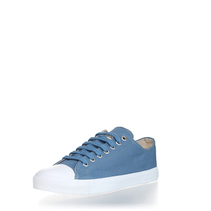 Fair Trainer Lo Cut Collection 18 Rainy Sea  | Just White - Ethletic