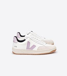 Sneaker - V-12 B-MESH - SNEAKER - WHITE LILAS - Veja