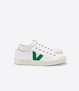 Sneaker Herren - Wata Canvas - White Emeraude - Veja