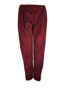 COSY II pants, cord unisex - FORMAT