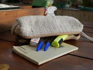 HH Federpenal Bio-Hanf (Pencil Box)    - Himal Hemp