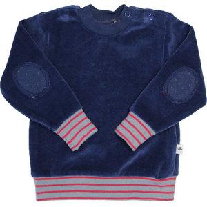 9 Farben Nicky Sweatshirt Bio-Baumwolle Langarmshirt Pullover  - Leela Cotton