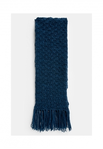Textured Scarf - Blue - People Tree