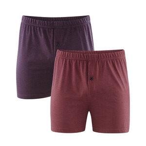 Herren Boxer Shorts BEN 2er Pack - Living Crafts