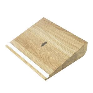 Notebook Halter ergonomio, Laptop Ständer - Holz | Apple Macbook Stand - Holzbutiq