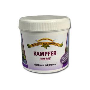 Kampfer Pflege-Balsam gegen Rheuma 200 ml - Hergestellt in Deutschland - 4betterdays