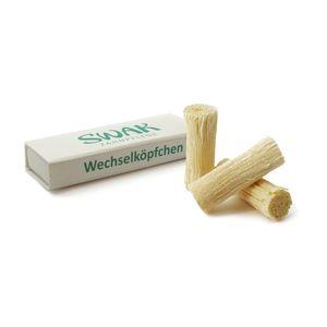 Austauschköpfe für die Zahnbürste von SWAK 3er Set - SWAK