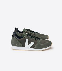 Sneaker - HOLIDAY LOW TOP B MESH -  OLIVE WHITE - Veja