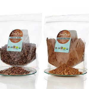 Kakao - fair trade, bio & nachhaltig  - SoloCoco