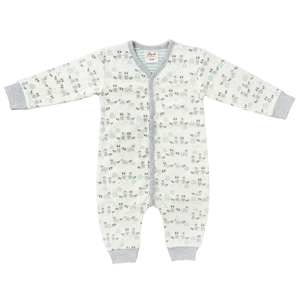 Baby Strampler - weiß - People Wear Organic
