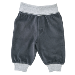 Babyhose - anthrazit - People Wear Organic