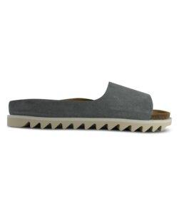 Palm Sandal Grey Suede - ekn footwear