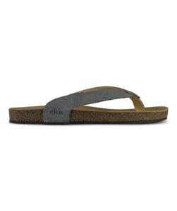 Sandal Grey Suede - ekn footwear