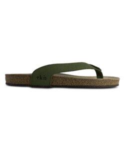 Sandal Olive Vegan - ekn footwear