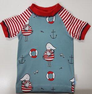 T-Shirt Schwimmente - Omilich