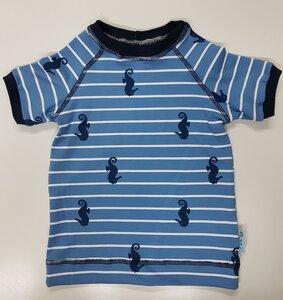 T-Shirt Seepferdchen - Omilich