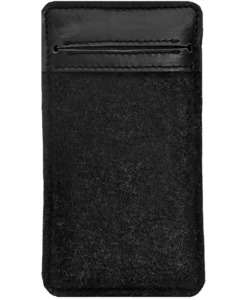 "iPhone, Fairphone Sleeve ""Dark Matter"" - KANCHA"