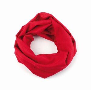 Loop-Schal - 100% Baumwolle, handgewebt, 160 x 45 cm - El Puente