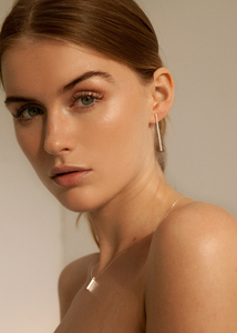 Long Bar Studs - Ohrringe - Wild Fawn Jewellery