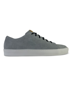 Oak Low / Grey Suede  - ekn footwear