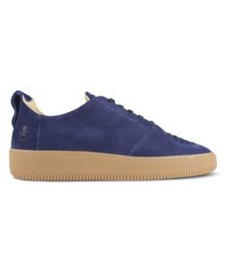 Argan Low Sutri / Navy Suede - ekn footwear