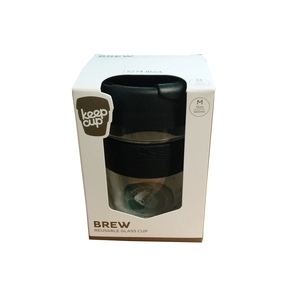Black KeepCup to go - KeepCup