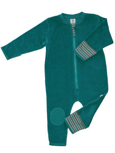 Baby Nicky Overall Bio-Baumwolle 3 Farben - Leela Cotton