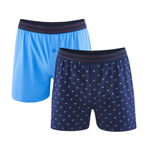 Herren Boxer-Shorts 2er-Pack ETHAN - Living Crafts