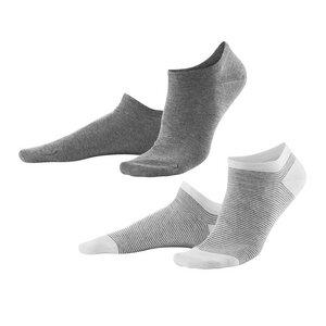 Living Crafts Damen Sneaker Socken 2er-Pack ABBY - Living Crafts