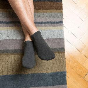 Herren Sneaker Socken 2er Pack CURT - Living Crafts