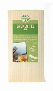 Grüner Tee Nepal - El Puente
