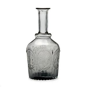 Karaffe Fleur-de-Lys grau - Van Verre