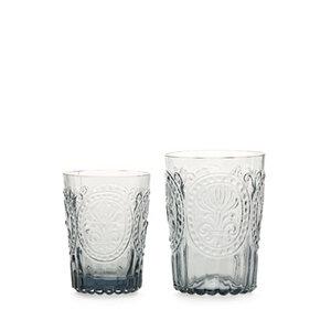 Trinkglas Fleur-de-Lys grau - Van Verre