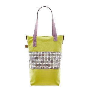 """Tote Bag klein für Damen aus der Serie """"delon limone""""  - udo couture"""