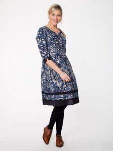Kleid - LOVELACE DRESS - Blue - Thought | Braintree